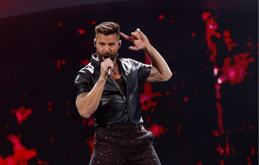 Ricky Martin y su Deslumbrante Apertura Del Festival De Viña Del Mar