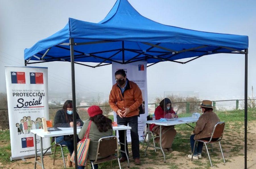 Gobernación de Limarí se despliega para apoyar a ciudadanía a obtener Ingreso Familiar de Emergencia