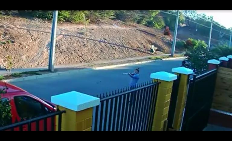 """Escopeta disparada en Altos de La Chimba """"habría sido arrojada al río"""""""